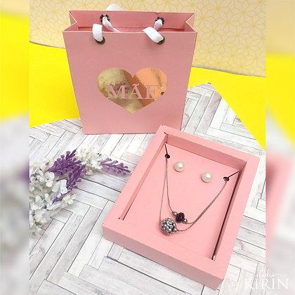 Caixa presente para bijoux