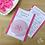 Thumbnail: Espelho de bolsa com cartão   Outubro Rosa