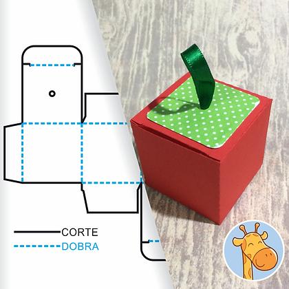 Caixa Cubo 5cm (GRÁTIS)