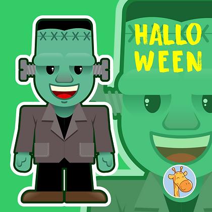 Halloween - Frankezinho