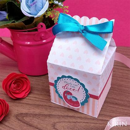 Caixa Milk - Dia das Mães (kit com 10 un.)