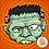 Thumbnail: Máscara Halloween Frankenstein
