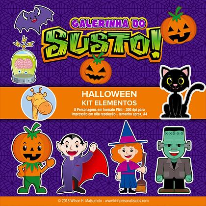 Halloween - Elementos