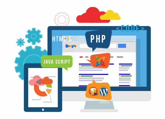 Website Development A/B