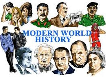 Modern World History A/B