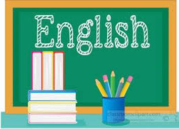 Honors English 12 A/B