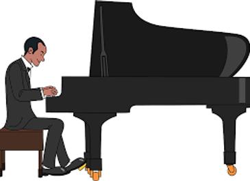 Piano 1 A/B