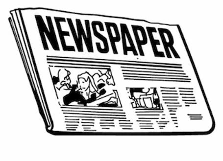 Newspaper 1 (Journalism)