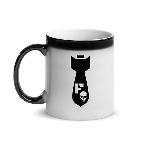 F BOMB Magic Mug