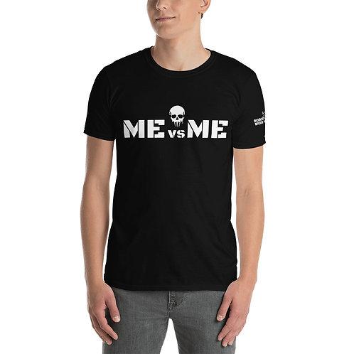 ME vs ME Short-Sleeve Unisex T-Shirt