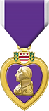 Danny Dietz Purple Heart