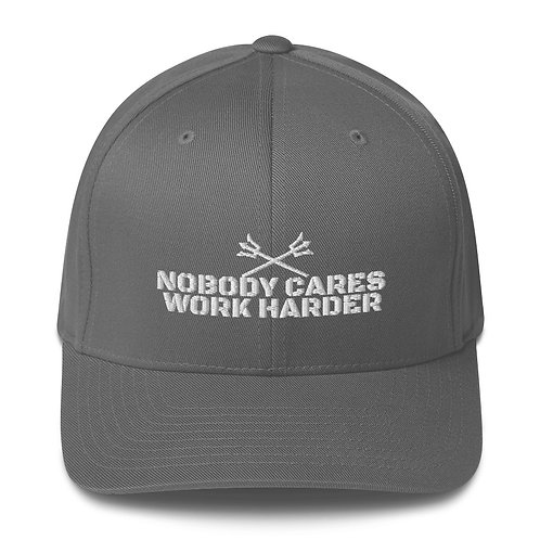 NOBODY CARES FLEXFIT