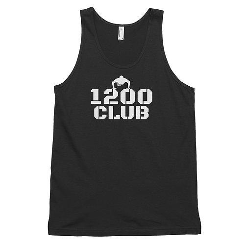 1200 Club Push Up  tank top (unisex)