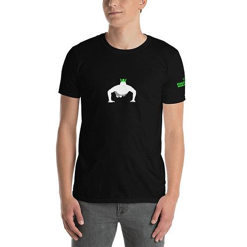 PUSH UP KING/QUEEN Short-Sleeve Unisex T-Shirt