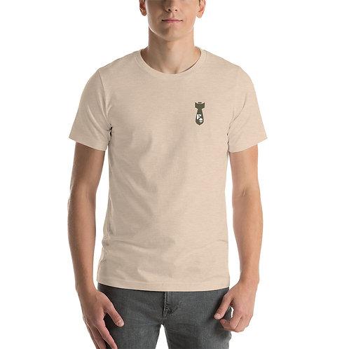 F-Bomb Short-Sleeve Unisex T-Shirt