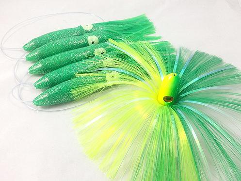 Green Deep Runner 48