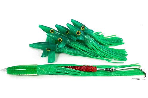 Green Magnum Crazy 8