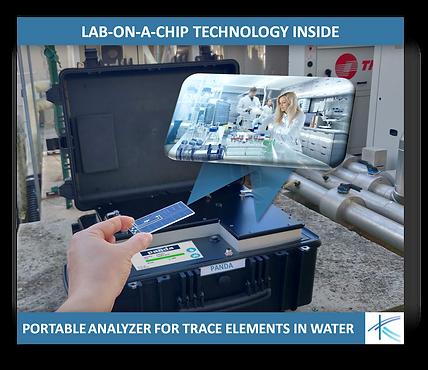 Trace metal analyzer