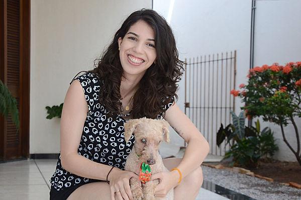 Natália Dantas - Cofundadora da Blindog