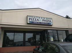 Athens Pizza and Pasta
