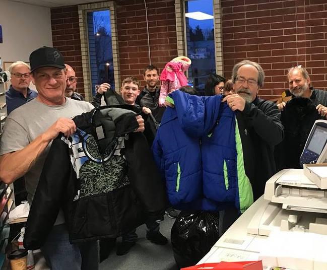 Help Keep Local School Kids Warm This Winter - Coat Drive Deadline Nov. 15th