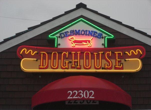 Des Moines Dog House