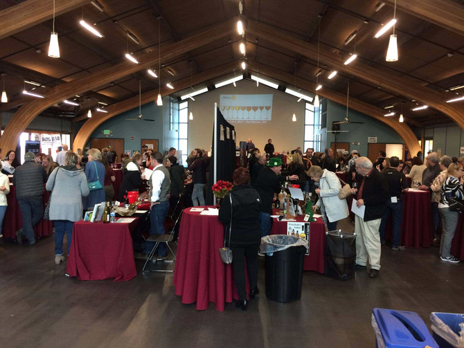 Wine & Magic - Big Changes to the 14th Annual Poverty Bay Wine Festival on March 2nd & 3rd