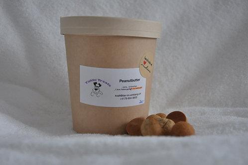 Peanutbutter im 400 ml Becher