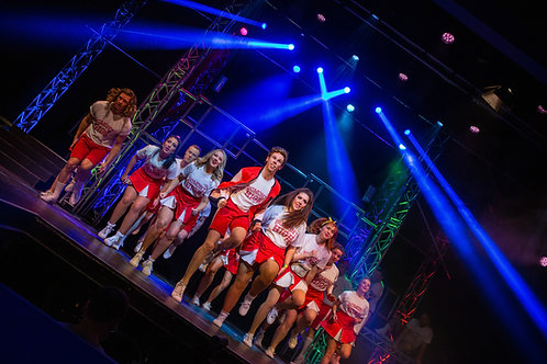 Cheer Leader Skirts