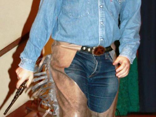 Cowboy Shirt and Chaps