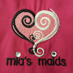 #branding #printing #miasmaids #embroidery #personalisedgifts #personalised #getyournameoutthere #wo