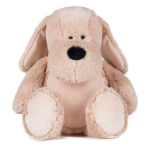 Embroidered Dog Teddy