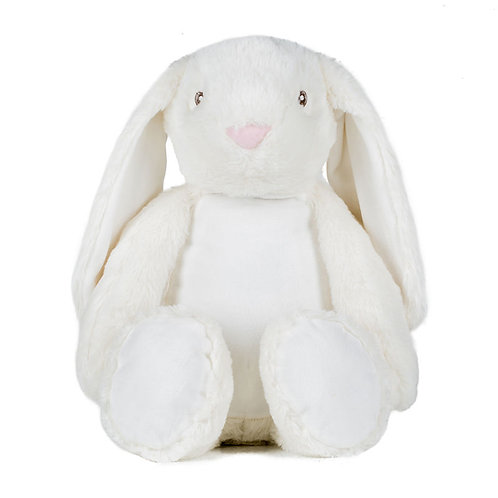 Embroidered Bunny Teddy