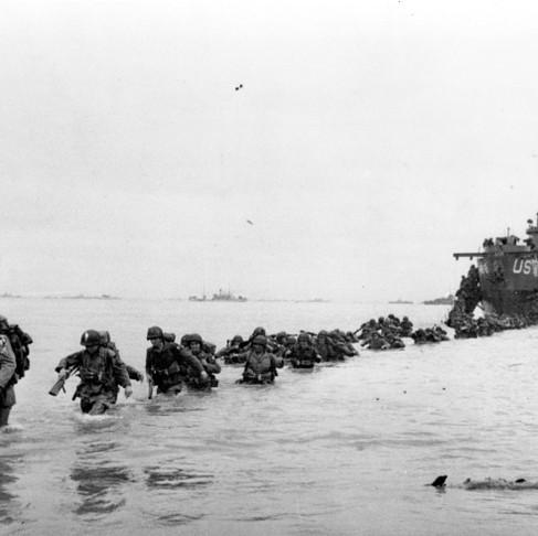 Historic D-Day Photos