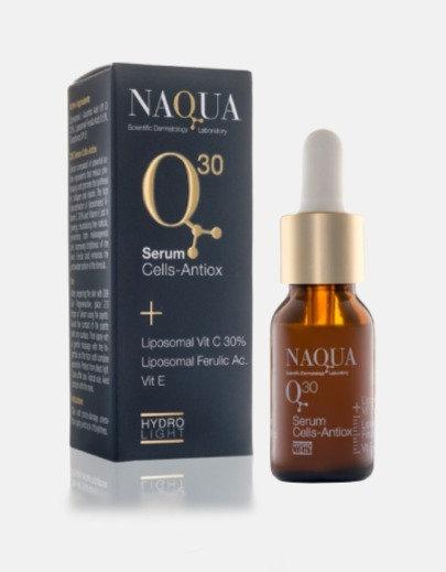 Q30 Serum Cells-Antiox Vit C 30% Liposomal
