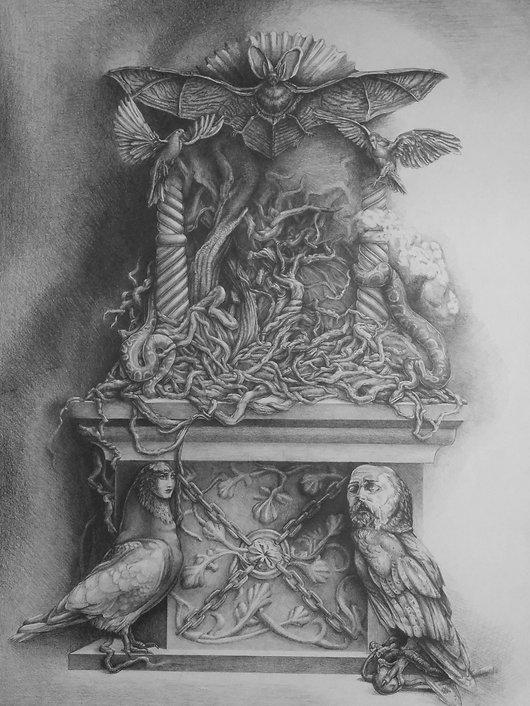 Emel_Erdem_Fountain_of_Life_Drawing_2014
