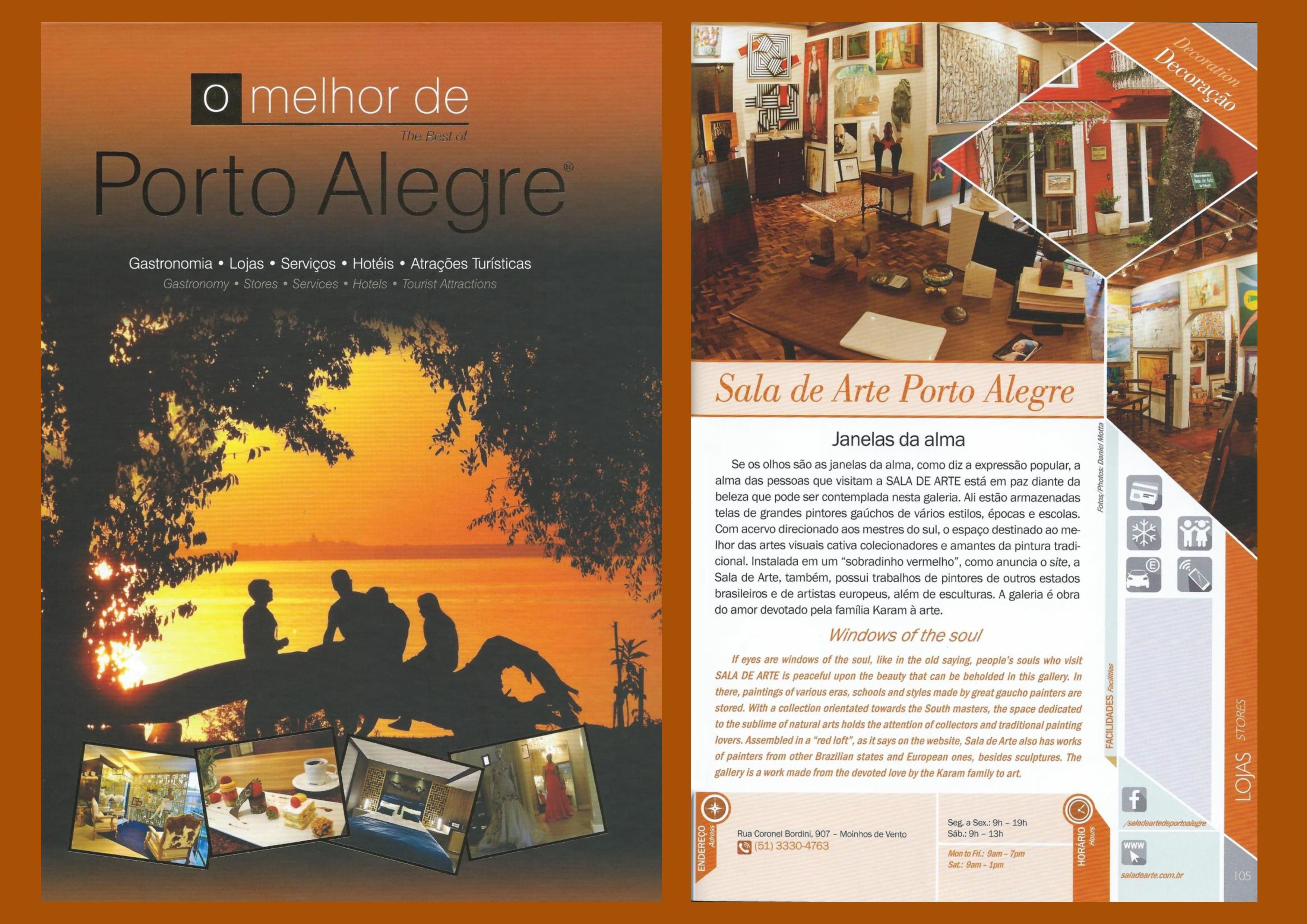 O Melhor de Porto Alegre