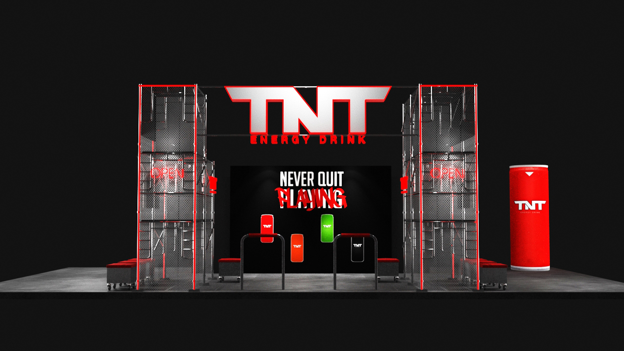 TNT - Brazil Game Show