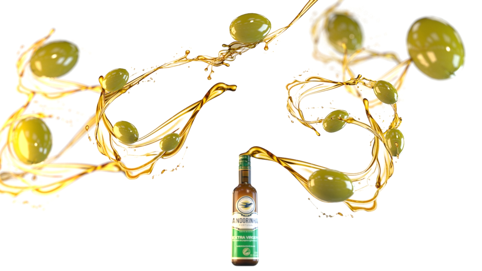 Andorinha Olive