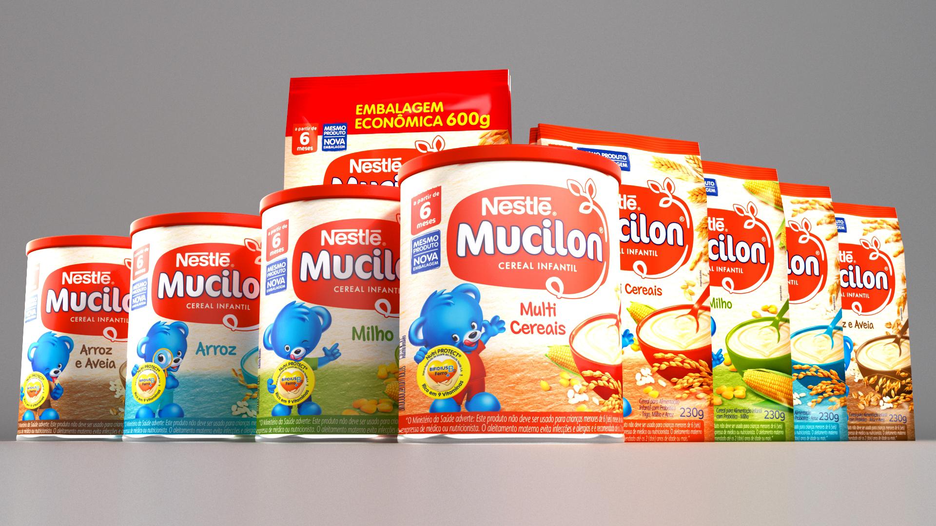 Mucilon Pack