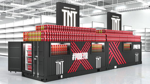 TNT Container