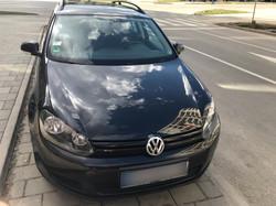 VW Golf 6.16 TDI