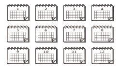都合に合わせた使い方で変動する数量・日程に対応