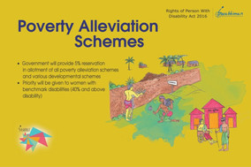 Poverty Alleviation Schemes