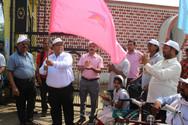 Balangir - Flag Off