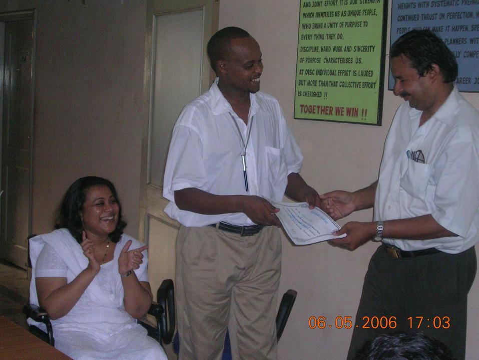 Social Research Training Program - 02