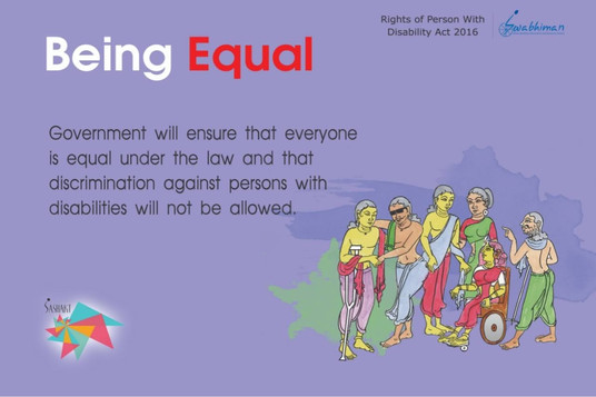 Being Equal