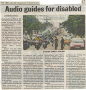 Accessibility Solution in Smart City Bhubaneswar and Rourkela