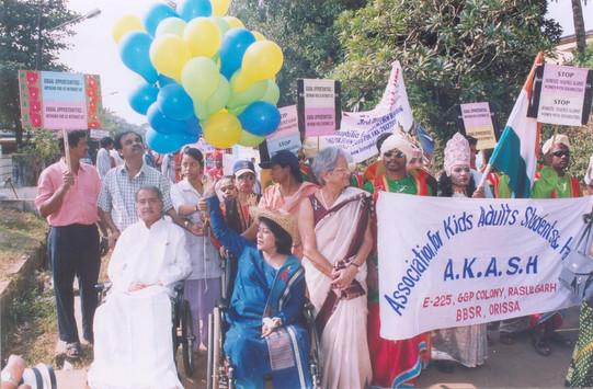 2004 - 1 (World Disability Day)