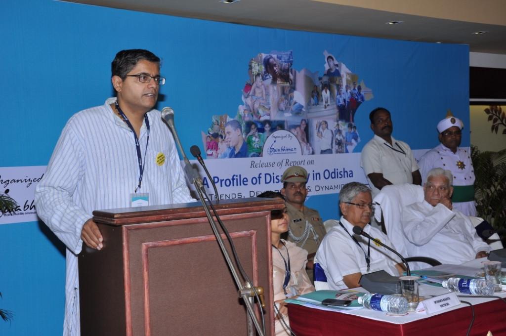A Profile of disability in Odisha 01